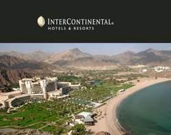 Al Bustan Palace InterContinental Hotel Muscat Oman