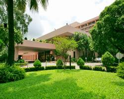 Pan Pacific Sonargaon Dhaka Hotel Bangladesh