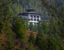 Uma Hotel Paro Bhutan