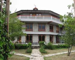 Kichu Resort Paro Bhutan