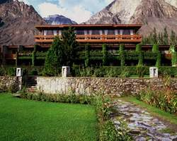 Gilgit Serena Hotel Gilgit Pakistan