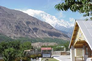 Hunza PTDC Motel Hunza Pakistan