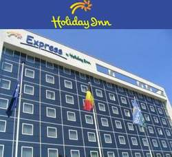 Express by Holiday Inn Hotel Antwerp Belgium