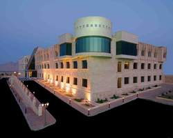 Semiramis Hotel Damascus Syria