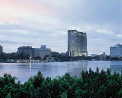 Four Seasons Hotel Cairo at Nile Plaza Egypt