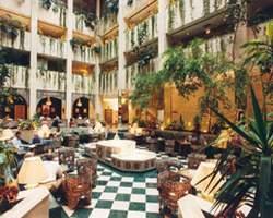 Cham Palace Hotel Damascus Syria