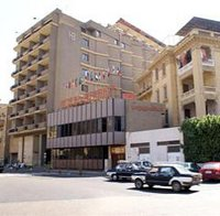 Beirut Hotel Helipolis Cairo Egypt