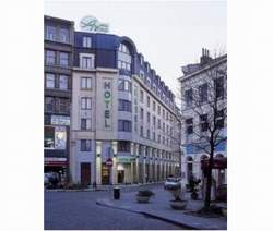 Astrid Center Hotel Brussels Belgium