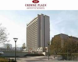 Crowne Plaza Hotel Europa Brussels Belgium