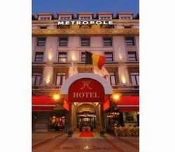 Hotel Metropole Brussels Belgium