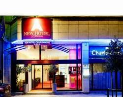 New Hotel Charlemagne Brussels Belgium