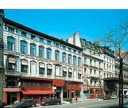 Hotel Vendome Brussels Belgium