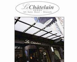 Le Chatelain All Suite Hotel Brussels Belgium