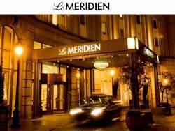 Le Meridien Hotel Brussels Belgium