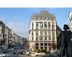 Marriott Hotel Brussels Belgium