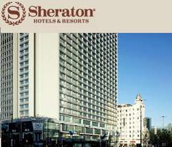 Sheraton Brussels Hotel Belgium