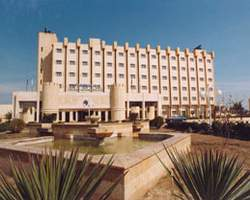 Fourat Cham Palace Deir Ezzor Syria
