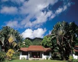 Blue Lagoon Chalets Mahe Seychelles