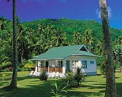 Chalets d Anse Forbans Mahe Seychelles
