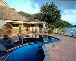 Black Parrot Hotel Praslin Seychelles