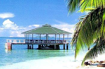 Coco de Mer Hotel Praslin Seychelles
