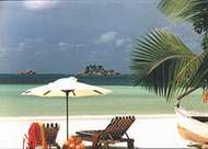 Cafe des Arts Praslin Seychelles
