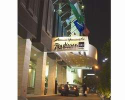Radisson Blu Hotel Jeddah Saudi Arabia