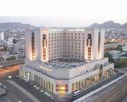 Movenpick Hotel Madinah Saudi Arabia