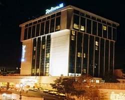 Radisson SAS Hotel Amman Jordan
