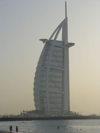 Burj Al Arab Hotel Jumeira Dubai UAE