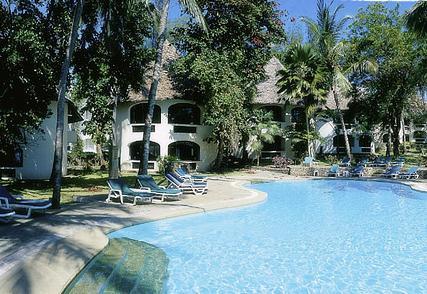 Severin Sea Lodge Mombasa Kenya