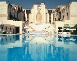 Sheraton Hotel and Towers Damascus Syria