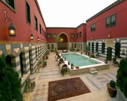 Talisman Hotel Damascus Syria