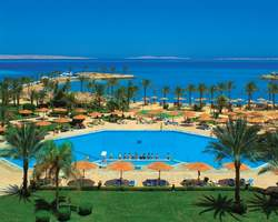 Intercontinental Resort and Casino Hurghada Egypt