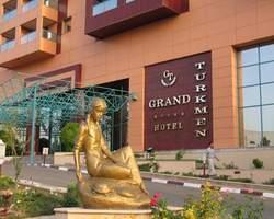 Sheraton Grand Turkmen Hotel Ashgabat Turkmenistan