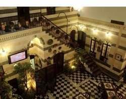 Shahbandar Palace Boutique Hotel Damascus Syria