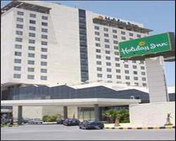 Holiday Inn Hotel Amman Jordan