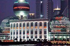 Oriental Riverside Hotel Shanghai China