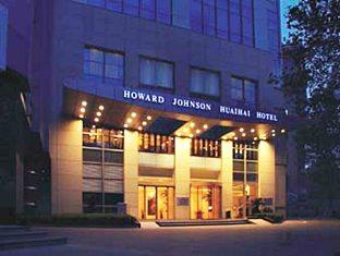 Howard Johnson Huaihai Hotel Shanghai China