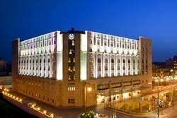 Sheraton Hotel Aleppo Syria