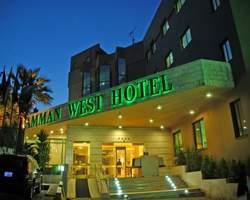 Amman West Hotel Amman Jordan