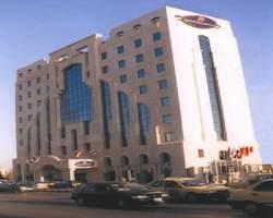 Dana Plaza Hotel Amman Jordan