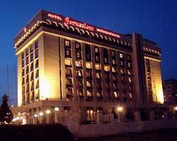Jerusalem International Hotel Amman Jordan