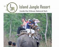 Island Jungle Resort Kathmandu Nepal