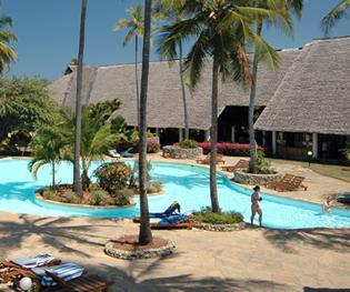 Tiwi Beach Resort Mombasa Kenya