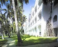 Whitesands Beach Resort Mombasa Kenya