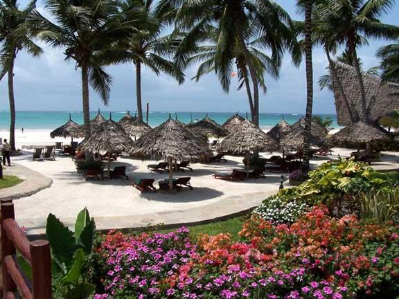 Pinewood Village Beach Resort Mombasa Kenya