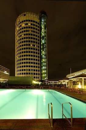 Hilton Hotel Nairobi Kenya