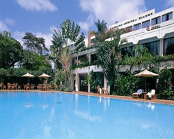 Serena Hotel Nairobi Kenya