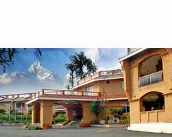 Hotel Fewa Prince Pokhara Nepal